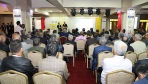 1.Uluslararası GAP Entegre Vektör Mücadelesi Kongresi başladı