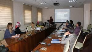 ASPİM'den Kadına Yönelik Şiddetle Mücadele Toplantısı