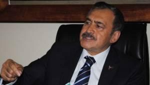 Bakan Eroğlu Şanlıurfa için İmzayı Attı