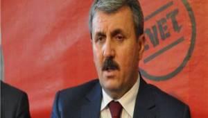 BBP Başkanı Şanlıurfa'ya Geliyor