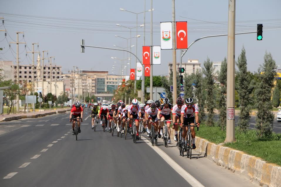 Bisiklet Tutkunları Urfa'da buluştu-Videolu Haber