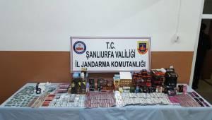 Bitkisel Ürün satan yerde cinsel ilaçlar yakalandı