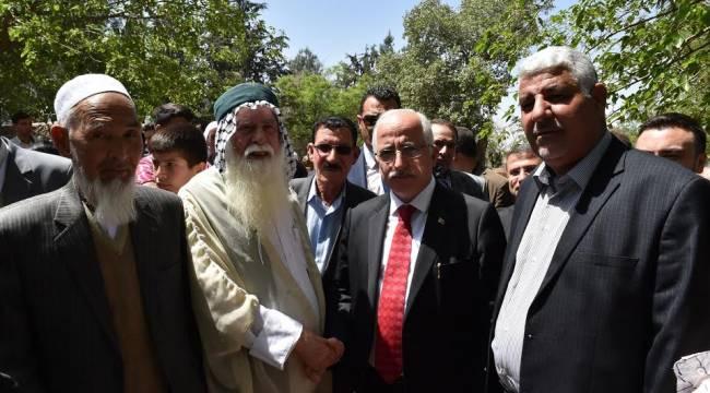 Dede Garkın buluşmaları Viranşehir'de devam etti