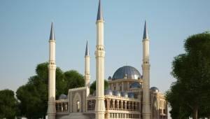 Dört Minareli 11 Nisan Camisi yükseliyor- Videolu Haber