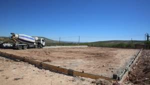 Esemkulu semt sahasının temeli atıldı-Videolu Haber