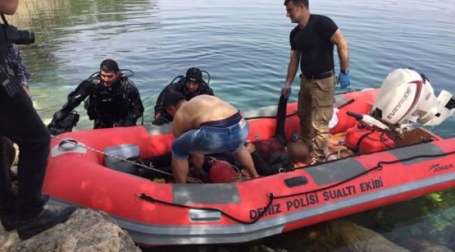 Fırat Nehrine atlayarak intihar etti