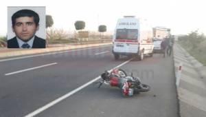 Havaalanı yolunda kaza :1 ölü