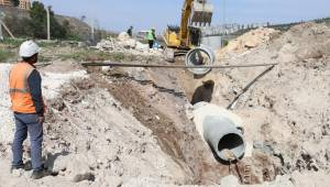 Karaköprü'de Kollektör hatların sonuna gelindi-Videolu Haber