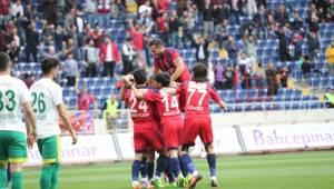 Kritik maçı Şanlıurfaspor Kaybetti