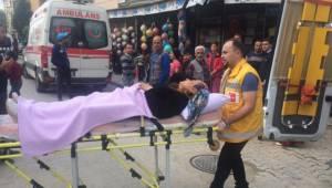 Manisa'da anne-kıza bıçaklı saldırı