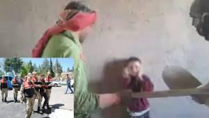 Şanlıurfa'da çocuğa işkence yapanlar yakalandı
