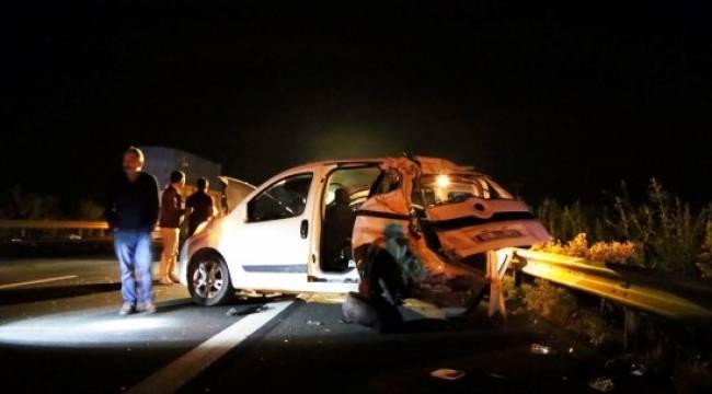 Suruç'ta Zincirleme Kaza 3 Yaralı