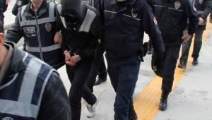 Şanlıurfa dahil 17 İl'de 127 kişi gözaltına alındı