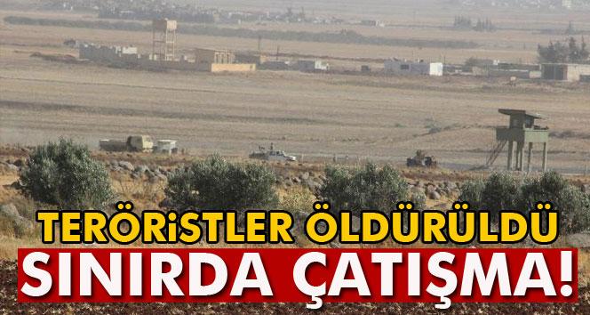 Urfa'daki Sınır karakoluna saldırıda 3 PYD'li öldürüldü