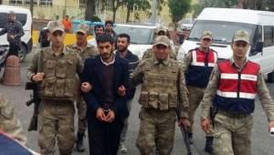 Siverek'teki terör operasyonunda 2 tutuklama