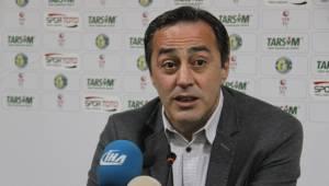Temizkanoğlu, Gaziantep Büyükşehir Maçını değerlendirdi