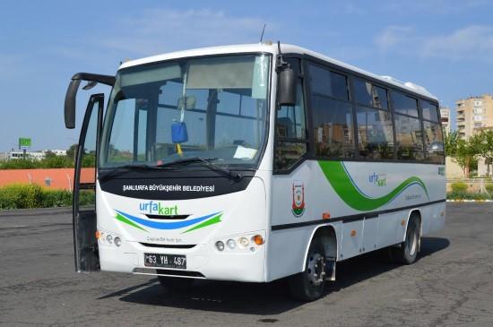 Toplu taşıma araçlarına revizyon