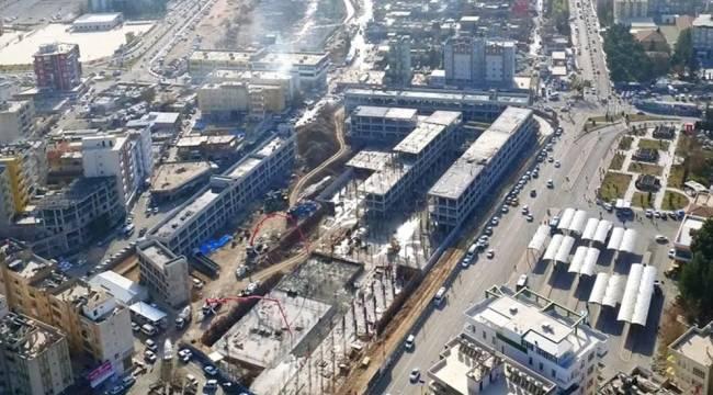 Urfa'da Yeni Bir Cazibe ve Çekim merkezi oluşuyor