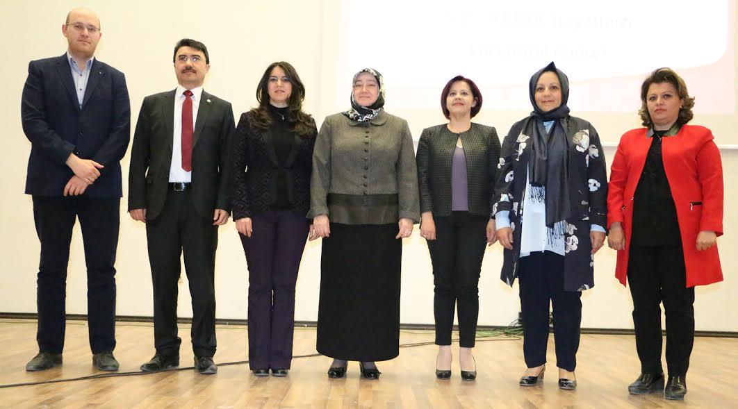 Urfalı Kadınlara Erken Tanı Hayata Kal Konferansı-Videolu Haber