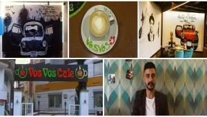 Urfalıların yeni gözde mekanı: Vosvos Cafe