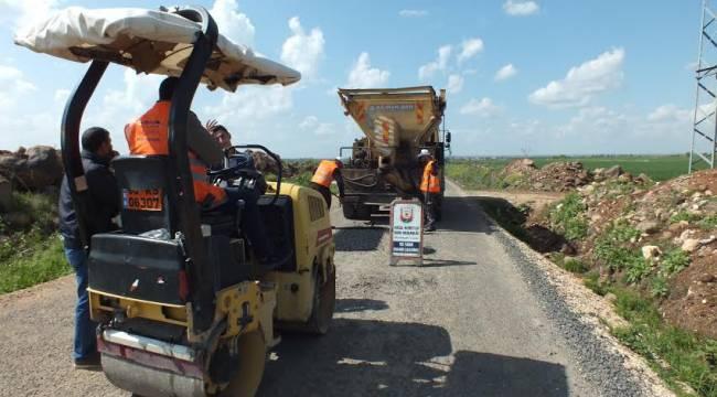 Viranşehir'de 50 Mahallede çalışma devam ediyor-Videolu Haber