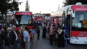 250 öğrenci daha Çanakkale'ye gönderildi