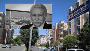 Abdullah Balak'ın adı caddeye verildi - Video