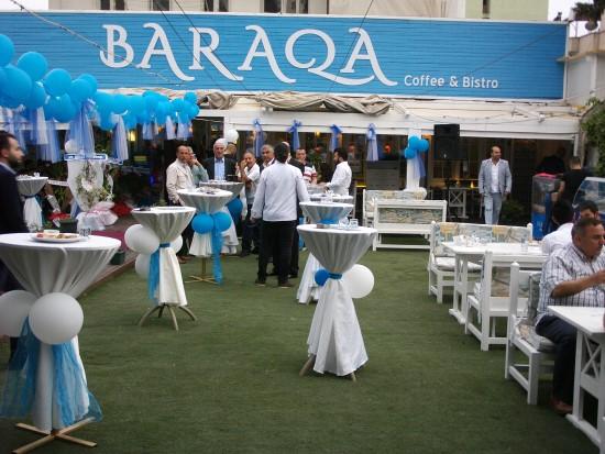 BARAQA Coffe'den Urfalılara farklı lezzetler