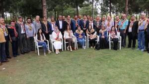 Baydilli, Urfa Türkmenler Birliği toplantısında konuştu-Videolu Haber