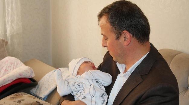Birecik'te hoş geldin bebek projesi başlatıldı