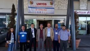 Bosna Hersek'teki sempozyuma 6 akademisyen katıldı