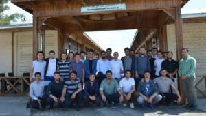 Bursa Birlik Vakfından Adıyaman Üniversitesine gezi