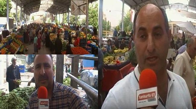 Cengiz Topel semt pazarı bakım istiyor-Videolu Haber