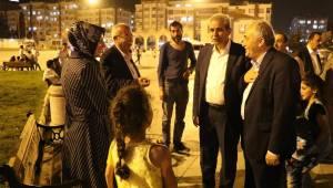 Demirkol ve Fakıbaba İftarda Vatandaşlar ile görüştü-Videolu Haber