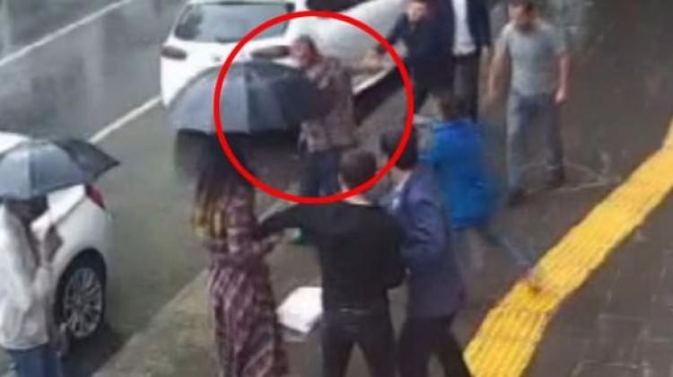 Dıyarbakır'da Sahte Kabadayı erkeği dövemedi kadına saldırdı
