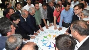 GAP Sivil Toplum Zirvesi İstişare Toplantısı Yapıldı