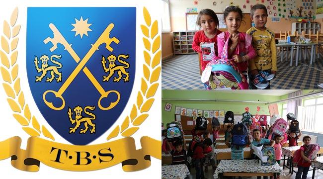 Harranlı Çocukların Dilekleri Tarabya'dan