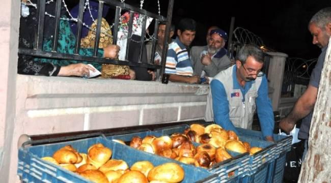 Mültecilere Ramazan'da ücretsiz ekmek dağıtılacak