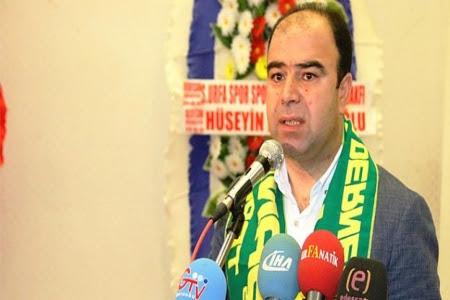 Nihat Çiftçi'den Şanlıurfaspor açıklaması