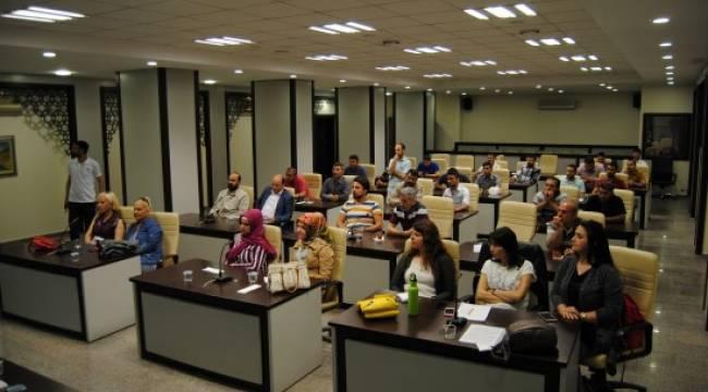 Şanlıurfa'da ev hayvanı satıcılarına eğitim semineri