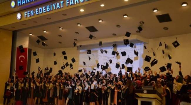 Şanlıurfa'da sağlıkçılar mezun oldu