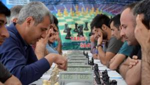 Şanlıurfa'da satranç turnuvası düzenlendi