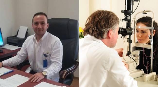 Şanlıurfa'daki göz kliniği dünya standardında