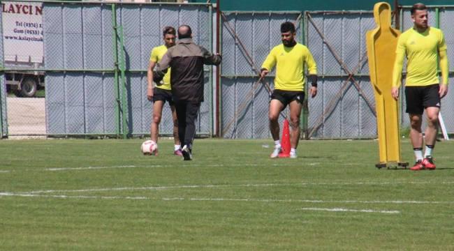 Urfaspor'da kamp programı belli oldu