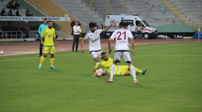 Şanlıurfaspor TFF 1.Lig'e veda etti