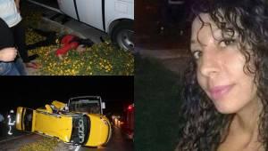 Ticari taksiden fırlayan genç kadın hayatını kaybetti