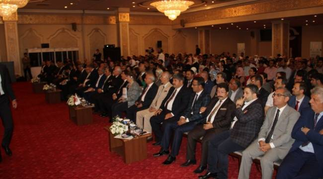 Türkiye'de ilk defa Urfa'da sunuldu