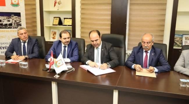 Urfa'daki hükümlüler belediye bünyesinde çalıştırılacak