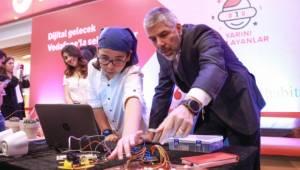 Vodafone, Şanlıurfa 400 Suriyeliye eğitim verdi