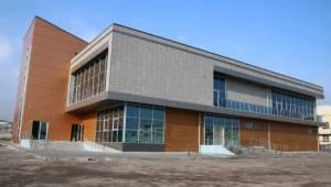 Yenice Spor Salonu Bakan Kılıç tarafından açılacak